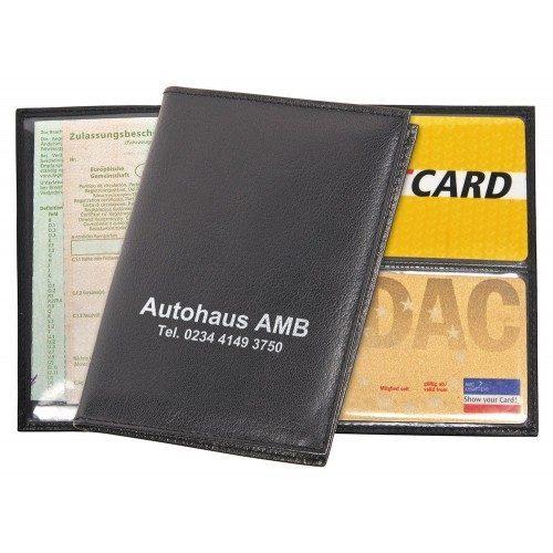 rijbewijsetui creditcardetui bedrukt in blinddruk van €1,75 inl.alle kosten en frank huis