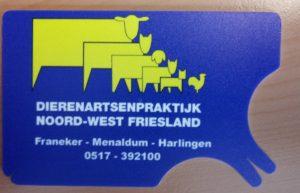Dierenartsen praktijk Noord-West-FrieslndNederland