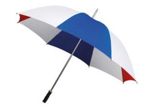 Paraplu bedrukken met uw bedrijfsnaam tot full color