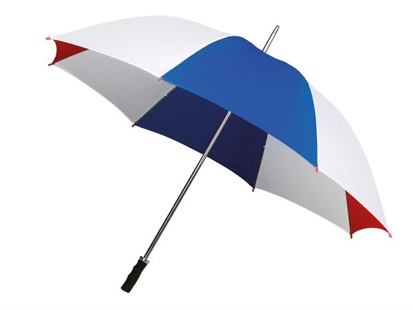 Paraplu bedrukt met logo tot full color