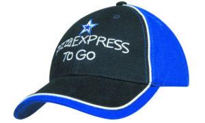 Caps, mutsen geborduurd met uw logo